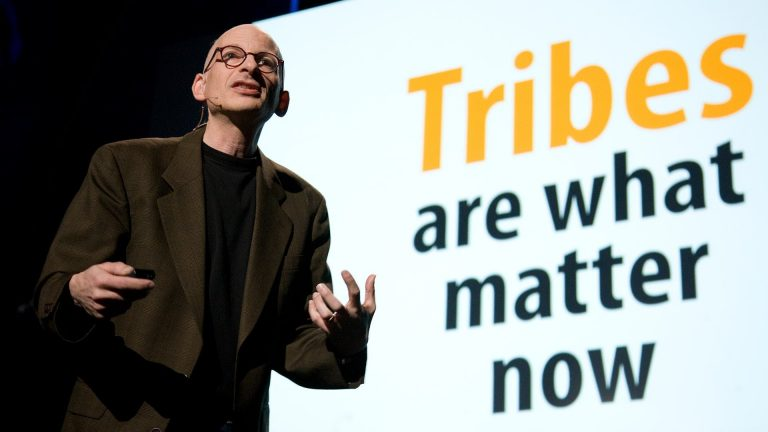 The tribes we lead - Must-watch ted talk voor elke content marketeer